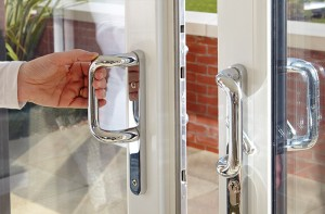Patiomaster Provides Proven Hardware from Hoppe