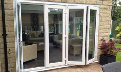 Folding Patio Doors With Screens. Four Panel Folding Patio Doors Pictures  With Screens