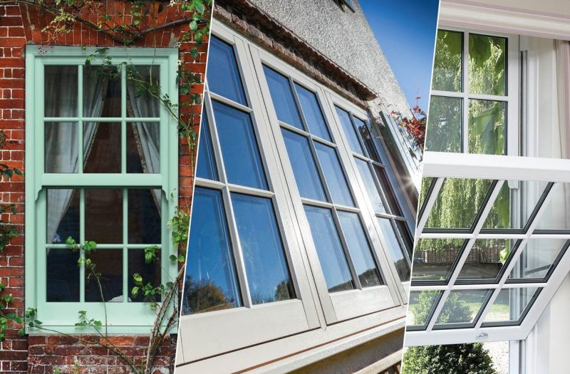 Offer heritage style and cutting edge performance with Epwin Window Systems