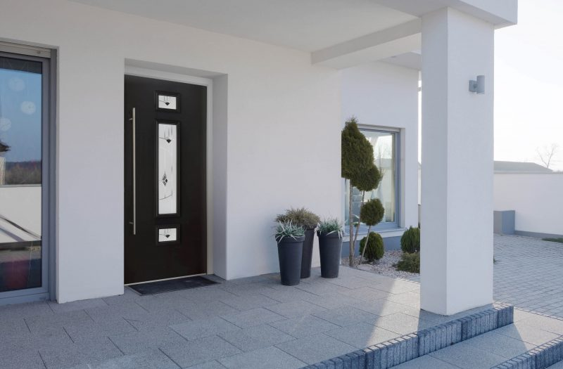 Frontier composite doors from Profile 22 proving popular