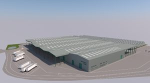 Epwin Window Systems announces investment in new 300,000 square foot warehouse and distribution centre in Telford