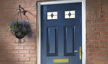 GRP Doorsets