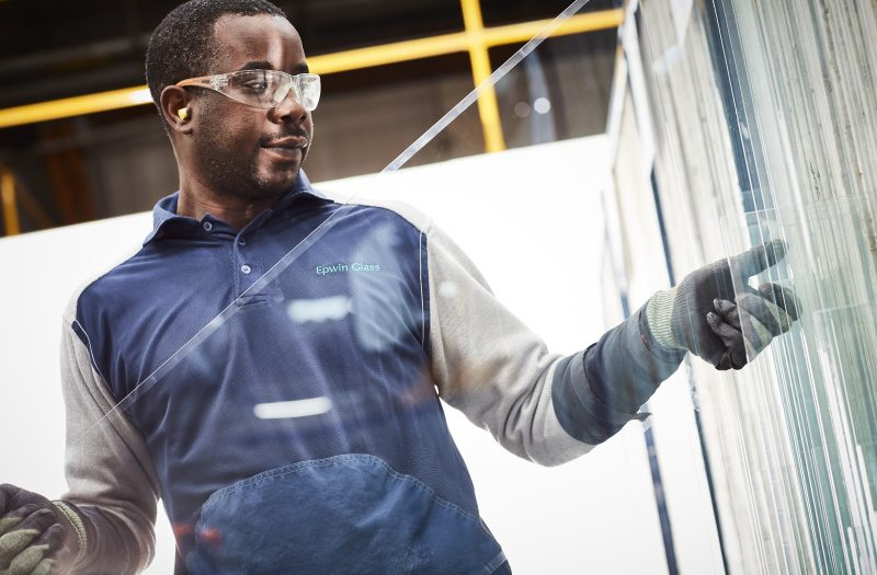 Epwin Glass invests for the future