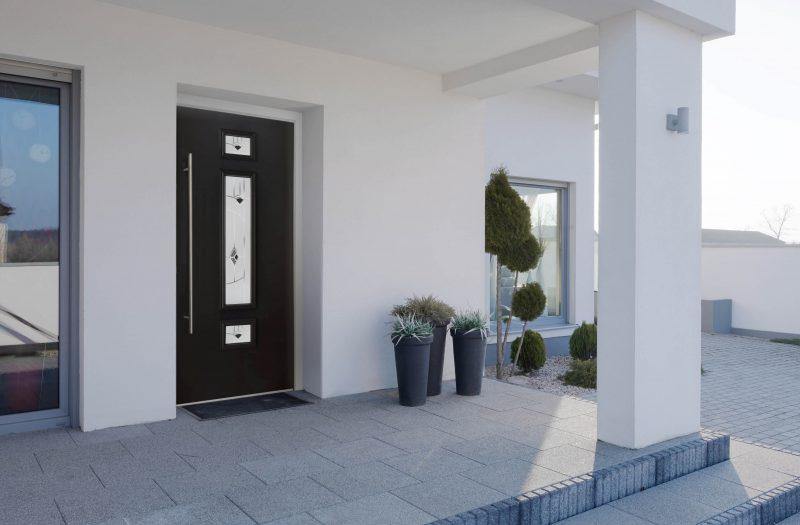 Frontier composite doors from Profile 22 proving popular