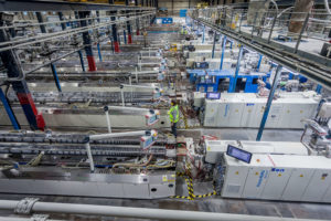 Epwin Window Systems increases extrusion capacity by over 40%