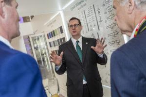Martin Althorpe elected President of the British Plastics Federation