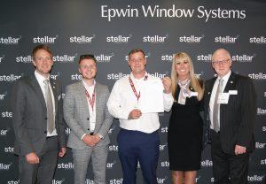 Clearview Glaziers takes market advantage with Stellar