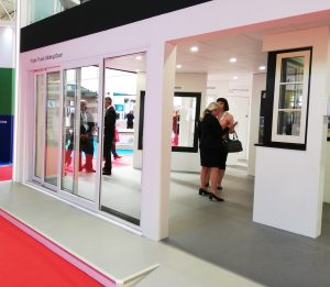 PatioMaster attracts attention at FIT